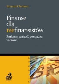 Finanse dla niefinansistów - Krzysztof Bednarz