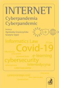 Internet. Cyberpandemia. Cyberpandemic - Agnieszka Gryszczyńska