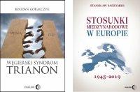 Węgry kontra Europa: Węgierski syndrom: Trianon. Stosunki międzynarodowe w Europie 1945-2019 - Bogdan Góralczyk