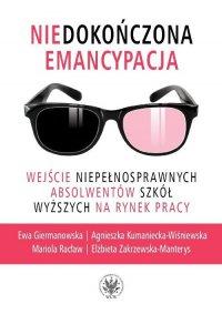 Niedokończona emancypacja - Elżbieta Zakrzewska-Manterys