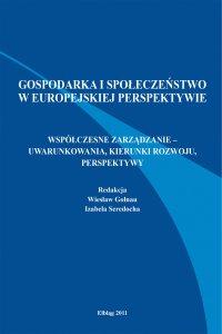 Gospodarka i społeczeństwo w europejskiej perspektywie - Wiesław Golnau