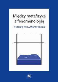 Między metafizyką a fenomenologią - Marcin Poręba