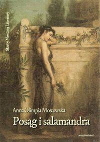 Posąg i salamandra - Anna Mostowska