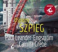 Uśpiony szpieg - Camilla Grebe