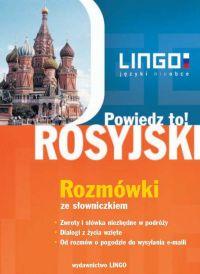Rosyjski. Rozmówki. Powiedz to! +PDF - Mirosław Zybert