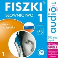 FISZKI audio - j. rosyjski - Słownictwo 1 - Kinga Perczyńska