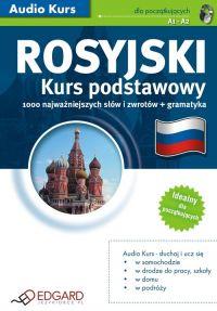 Rosyjski Kurs Podstawowy +PDF - Opracowanie zbiorowe