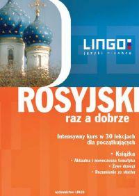 Rosyjski raz a dobrze +PDF - Halina Dąbrowska