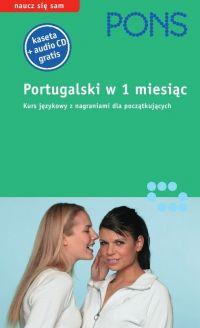 Portugalski w 1 miesiąc - Opracowanie zbiorowe , Olga Ballesta