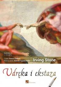 Udręka i ekstaza - Irving Stone