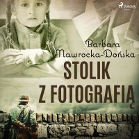 Stolik z fotografią - Barbara Nawrocka-Dońska