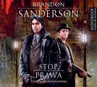 Stop prawa - Brandon Sanderson