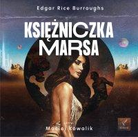Księżniczka Marsa - Edgar Rice Burroughs
