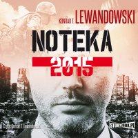 Noteka 2015 - Konrad T. Lewandowski