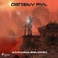 Ognisty pył - Adrianna Biełowiec
