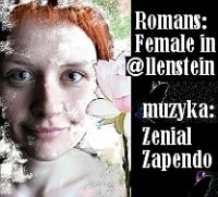 Romans Female in @llenstein. Dziewczyna pruska - Paweł Bitka Zapendowski