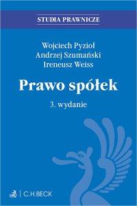 Prawo spółek. Wydanie 3 - Andrzej Szumański
