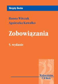 Zobowiązania - Agnieszka Kawałko