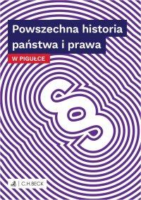 Powszechna historia państwa i prawa w pigułce - Wioletta Żelazowska