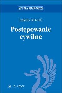 Postępowanie cywilne - Izabella Gil prof. nadzw. UWr