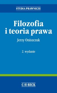 Filozofia i teoria prawa - Jerzy Oniszczuk