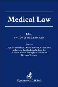 Medical Law - Leszek Bosek