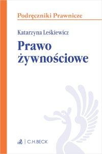 Prawo żywnościowe - Katarzyna Leśkiewicz