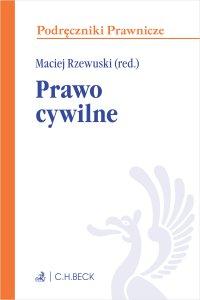 Prawo cywilne - Maciej Rzewuski