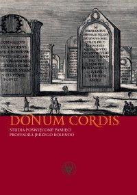 Donum cordis - Krzysztof Jakubiak