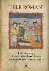 Liber Romani - Grzegorz Pac, Grzegorz Pac