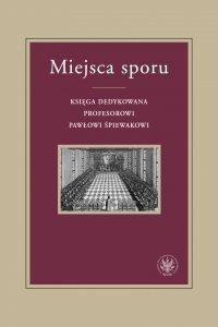 Miejsca sporu - Piotr Kulas