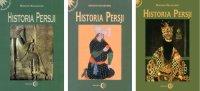 Historia Persji. Tom 1-3 - Bogdan Składanek, Bogdan Składanek