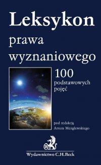 Leksykon prawa wyznaniowego - Artur Mezglewski