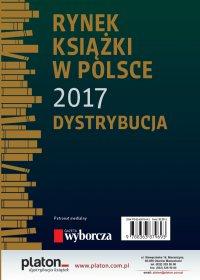 Rynek książki w Polsce 2017. Dystrybucja - Opracowanie zbiorowe