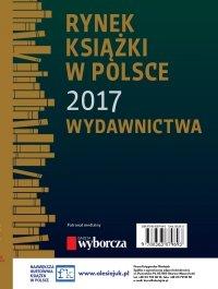 Rynek książki w Polsce 2017. Wydawnictwa - Paweł Waszczyk
