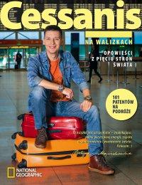 Michał Cessanis na walizkach. Opowieści z pięciu stron świata - Michał Cessanis