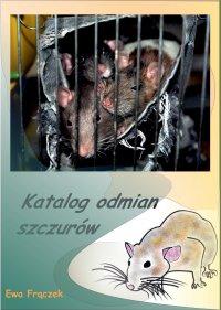 Katalog odmian szczurów - Ewa Frączek