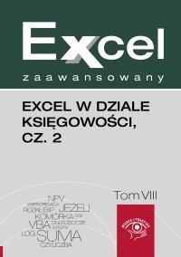 Excel w dziale księgowości. Część 2 - Jakub Kudliński