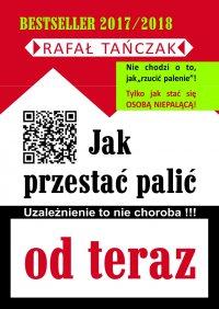 Jakprzestać palić odTERAZ - Rafał Tańczak