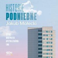 Historie podniebne - Jakub Małecki
