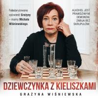 Dziewczynka z kieliszkami - Grażyna Wiśniewska