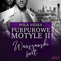 Purpurowe motyle 2 - Pola Neska