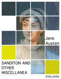Sanditon And Other Miscellanea - Jane Austen