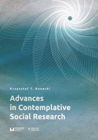 Advances in Contemplative Social Research - Krzysztof T. Konecki