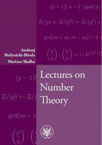 Lectures on Number Theory - Andrzej Białynicki-Birula