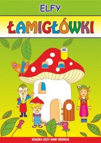 Elfy. Łamigłówki - Beata Guzowska