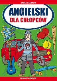 Angielski dla chłopców - Katarzyna Piechocka-Empel