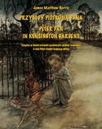 Przygody Piotrusia Pana. Peter Pan in Kensington Gardens - James Matthew Barrie, Zofia Rogoszówna