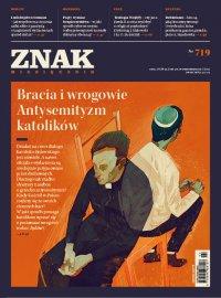 Miesięcznik Znak. Kwiecień 2015 - Opracowanie zbiorowe
