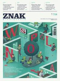 Miesięcznik Znak. Marzec 2015 - Opracowanie zbiorowe